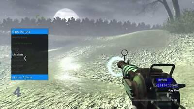 Call of Duty: World at War (WaW) Elasticity V1 Mod Menu Xbox...
