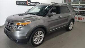 2011 Ford Explorer Limited AWD, 6 pl, cuir, toit ouvrant, naviga