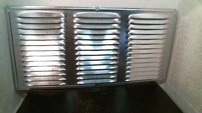 "Air Vent 13403 Under-eave 16"" x 8"" Aluminum, FREE SHIPPING"