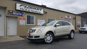 2013 Cadillac SRX FACTORY WARRANTY-REMOTE START-TOUCH SCREEN