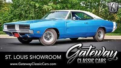 1969 Dodge Charger R/T SE B5 Blue 1969 Dodge Charger 440 CID V8 727 Automatic Available Now!