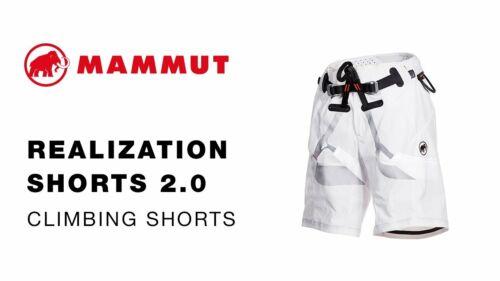 Mammut climbing harness realization shorts Men