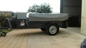 CAMPER TRAILER Seacliff Park Marion Area Preview