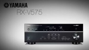 MINT-YAMAHA RX-V575 7.2 4K NETWORKING HOME THEATRE RECEIVER