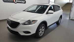 2014 Mazda CX-9 GS AWD 7places, caméra recul, cuir, toit ouvrant