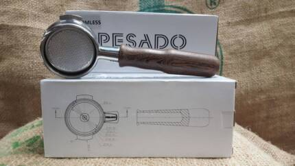 CHEAP BRAND NEW PESADO NAKED GROUP HANDLE DOUBLE LA MARZOCCO