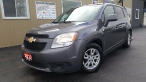 2012 Chevrolet Orlando 1LT-4cyl-LOADED-7PASS THIRD ROW SEATING