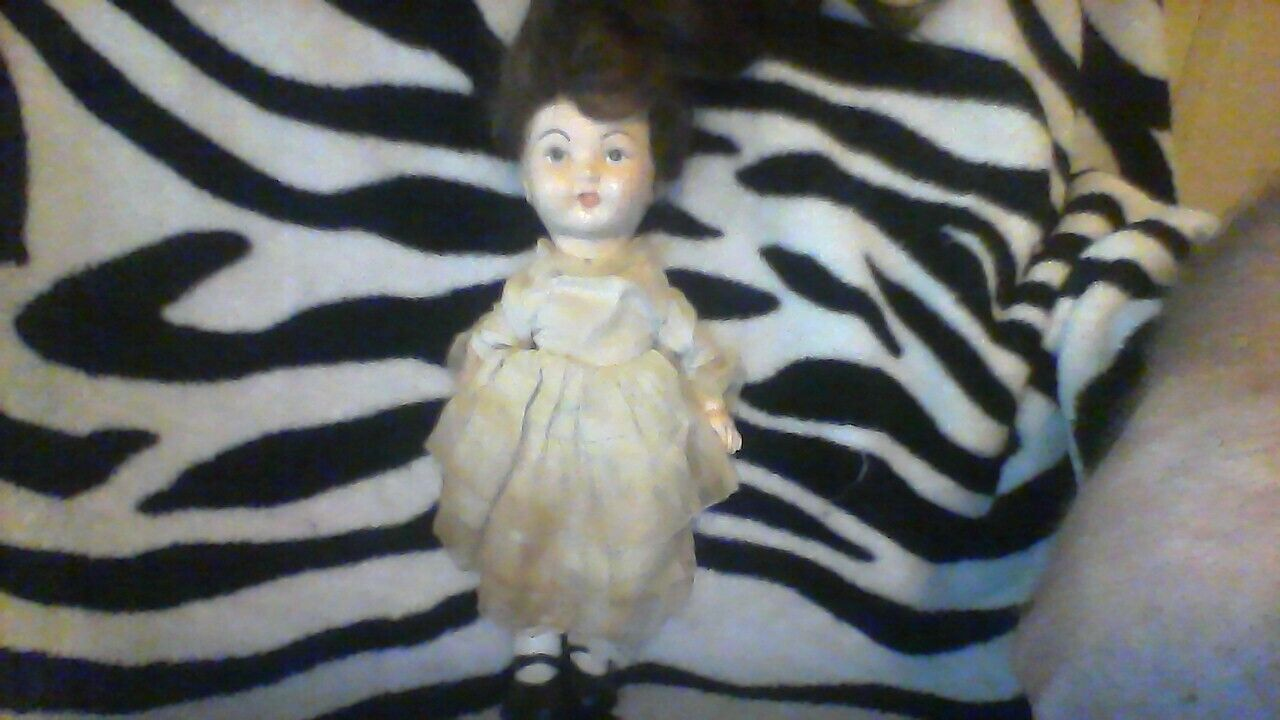 Doll Haunted Scary Creepy MANIC MINERVA She Will Give You Chills  - $34.95