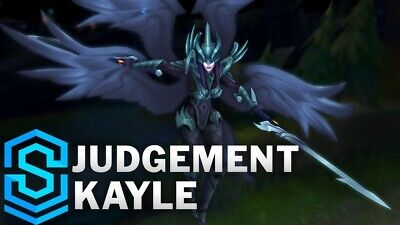 VERY RARE! Judgement Kayle - League of Legends Account - NA North America