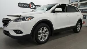 2014 Mazda CX-9 GS AWD 7places, cuir, toit ouvrant