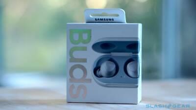 *Limited* Silver Samsung Galaxy Wireless Ear buds 2019, wear, music, headphones