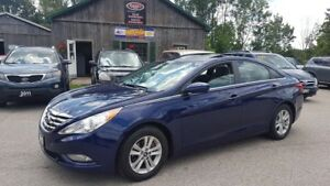 2013 Hyundai Sonata GLS, SUNROOF, BLUETOOTH, CLOTH, 4CYL
