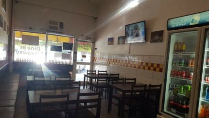 Licensed Cafe/ Restaurant for sale