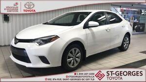 2016 Toyota Corolla LE,DÉMARREUR A DISTANCE