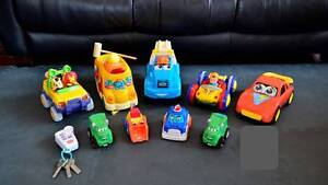 Toddler/Baby Cars/ Tonka Truck/Bus Vehicle Bundle - REDUCED!!! Enoggera Brisbane North West Preview