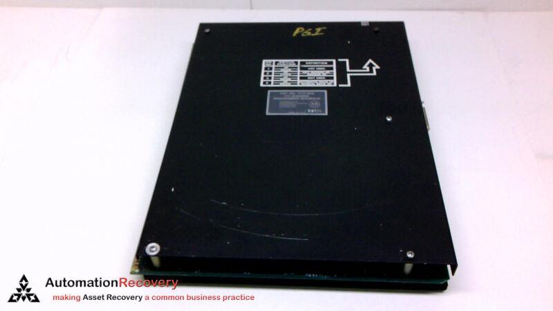 Allen Bradley 1775-s4a Input/output Scanner Programmer Interface, #212376