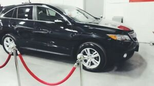2015 Rare Acura RDX Tech Pkg 30000km Only!