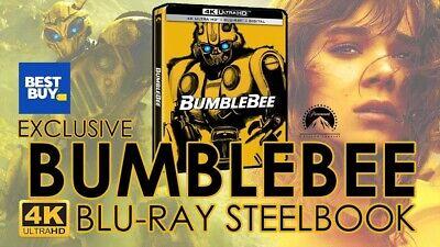 Bumblebee (4K UHD) Best Buy Exclusive SteelBook