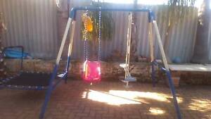 Good Contion Swings, cubby house East Victoria Park Victoria Park Area Preview