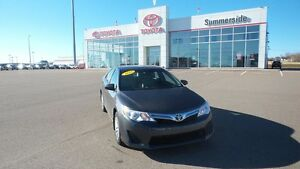 2012 Toyota Camry LE $56.02 WEEKLY OAC! SWEET!