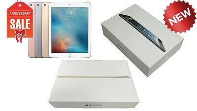 NEW Apple iPad Air/mini/1,2,3,4 16GB,32GB,64GB,128GB Wi-Fi + 4G Cellular Tablet