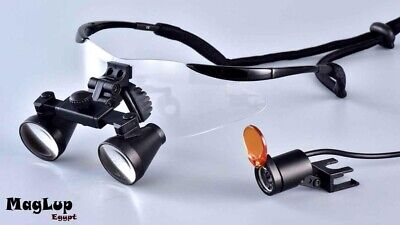 Dental Loupe With Filter