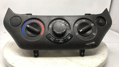 2007-2011 Chevrolet Aveo Ac Heater Climate Control Temperature Oem W130g