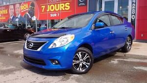 2014 Nissan Versa AUTOMATIQUE / NAVIGATION / CAMERA DE RECUL / A