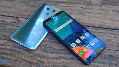 "Brand New in Box LG G6 H871 32/64/128GB AT&T 5.7"" Unlocked Smartphone"