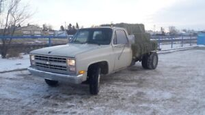 1988 Chevy Square Body