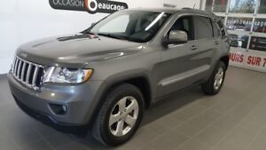 2011 Jeep Grand Cherokee LAREDO, cuir, hitch, frein électrique,