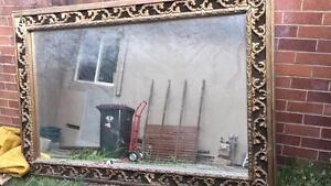Huge Mirror giving away Middle Cove Willoughby Area Preview