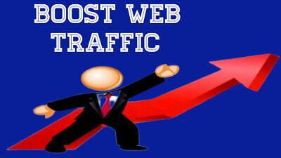 Drive 20000 Human Seo Traffic Website Advertising From Social Media