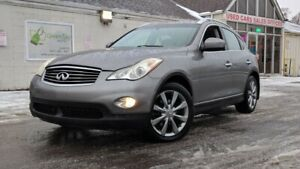 2008 Infiniti EX35 NO ACCIDENT| PARKING SENSORS| LUXURY LEATHER
