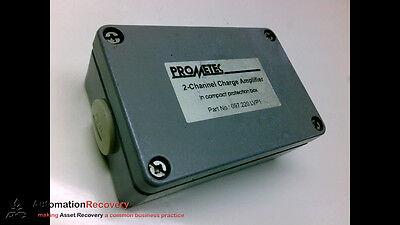 Prometec 097.220.lvp1 2-channel Charge Amplifier 196109