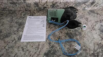 Taco Vt2218-hy2-fc1a00 120 Hp 4200 Rpm 115vac Hydronic Circulating Pump D
