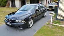 2003 BMW 5 Sedan Lemon Tree Passage Port Stephens Area Preview