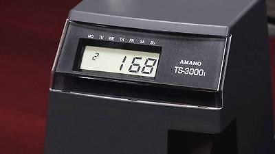 Power Over Ethernet Clock (New TS-3000i® Automatic TimeSync Web Clock  (Power over)