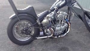 Looking for a harley project or running bike