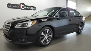 2015 Subaru Legacy 2.5i LIMITED, cuir, toit ouvrant, navigation