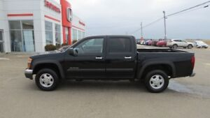 2005 Chevrolet Colorado LS 2.8L 4 CYL AUTOMATIC 4X4 CREW CAB