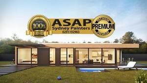 HOUSE PAINTING | INTERIOR PAINTING | ASAP SYDNEY PAINTERS Wetherill Park Fairfield Area Preview