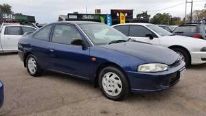 2002 Mitsubishi Lancer Coupe Elizabeth South Playford Area Preview