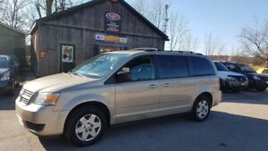 2009 Dodge Grand Caravan SE, STOW AND GO, Certified, Cruise Cont