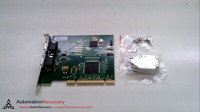Solartron 911289-3 Pci Kit Two-channel Card 31 Probes Per Channel Se 234272