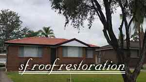 Roof painting & cleaning ■ ■ ■ ■ Glenwood Blacktown Area Preview