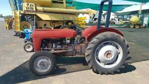MASSEY FERGUSON 35 TRACTOR Cudal Cabonne Area Preview