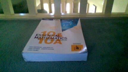 Essential Mathematics 10 & 10A