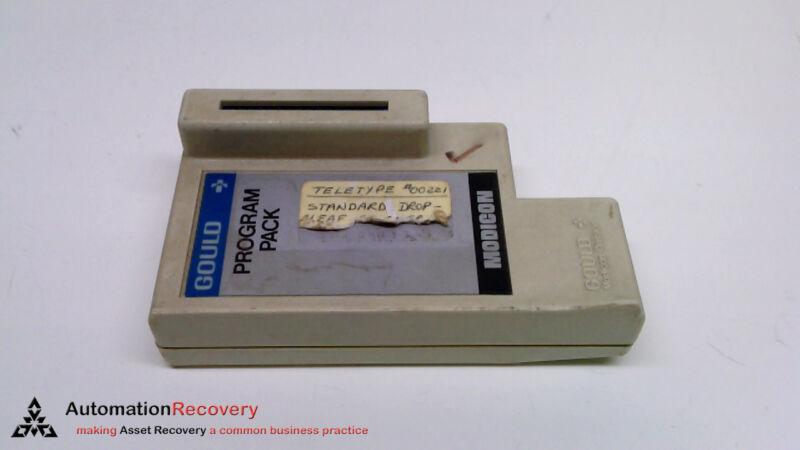 GOULD AS-P371-002 , MEMORY MODULE CPU PROGRAM #217420