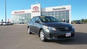 2012 Toyota Corolla CE DRIVE THIS FOR $34.07/ WEEK O.A.C